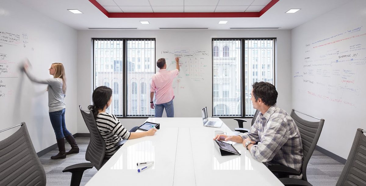 The Growing Popularity of Shared and Co-Working Office Space